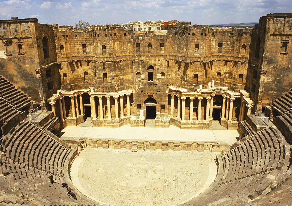 Bosra, Syria, Middle East