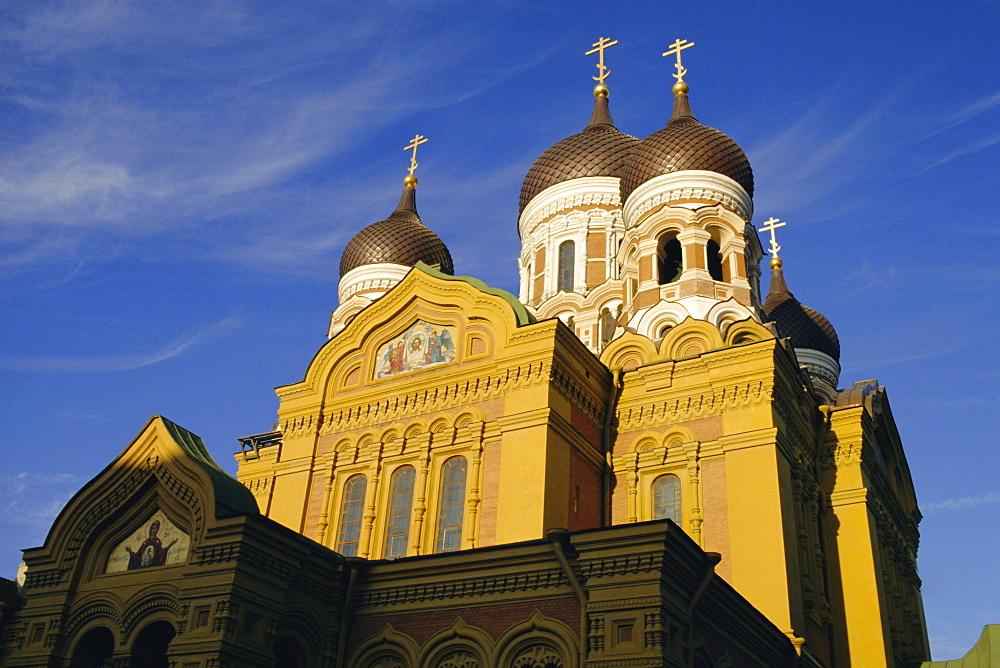 Alexander Nevski Cathedral, Tallinn, Estonia, Europe - 110-6923