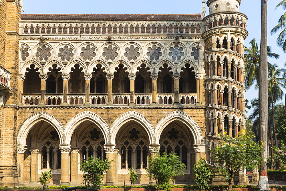 University of Mumbai, Fort Area, Mumbai, Maharashtra, India, Asia - 1104-1014