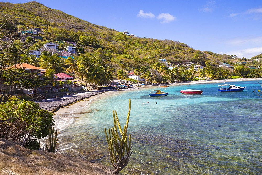 Friendship Bay, Bequia, The Grenadines, St. Vincent and The Grenadines, West Indies, Caribbean, Central America