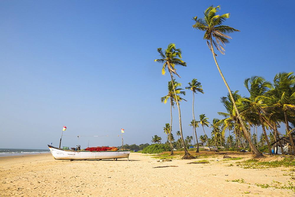 Colva Beach, Goa, India, Asia - 1104-1173