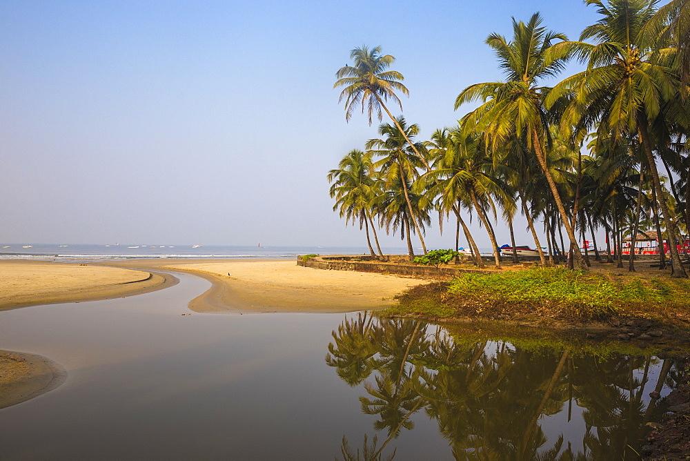 Colva Beach, Goa, India, Asia - 1104-1174
