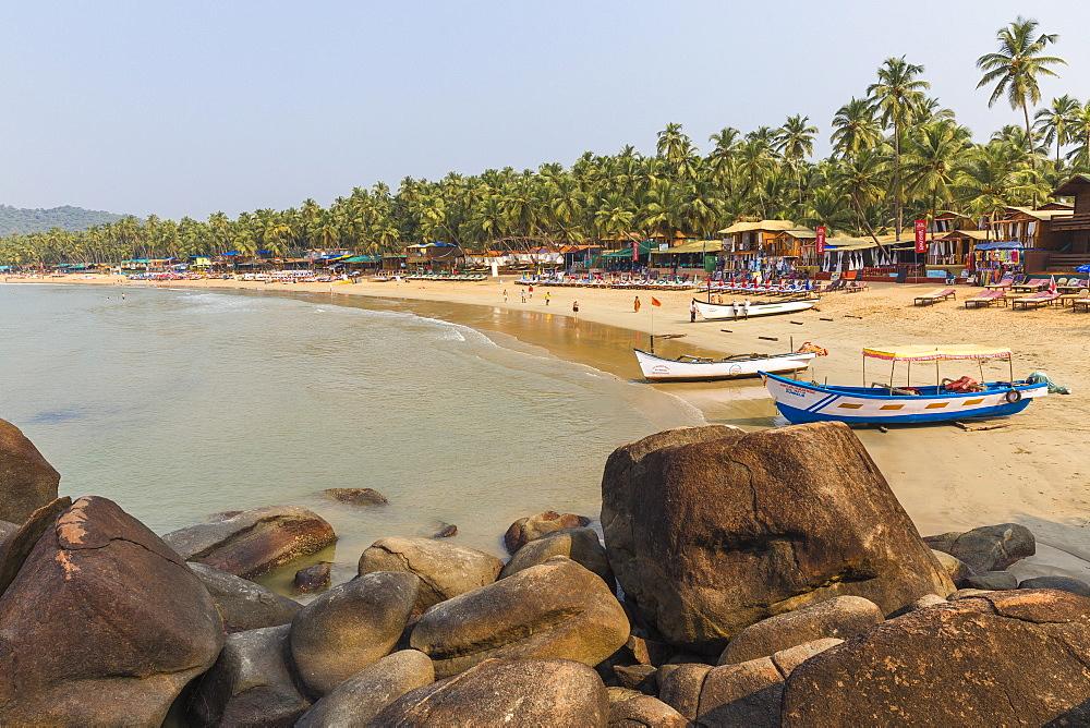 Palolem Beach, Goa, India, Asia - 1104-1179
