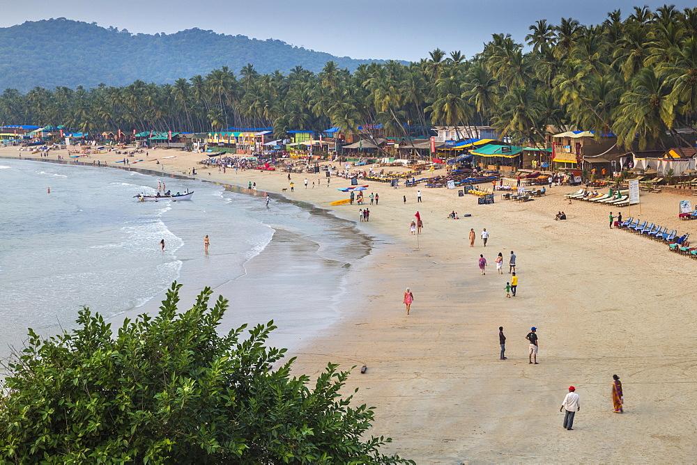 Palolem Beach, Goa, India, Asia - 1104-1180