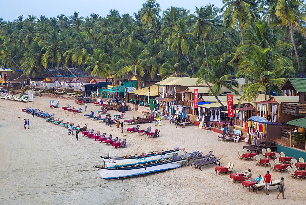 Palolem Beach, Goa, India, Asia - 1104-1181