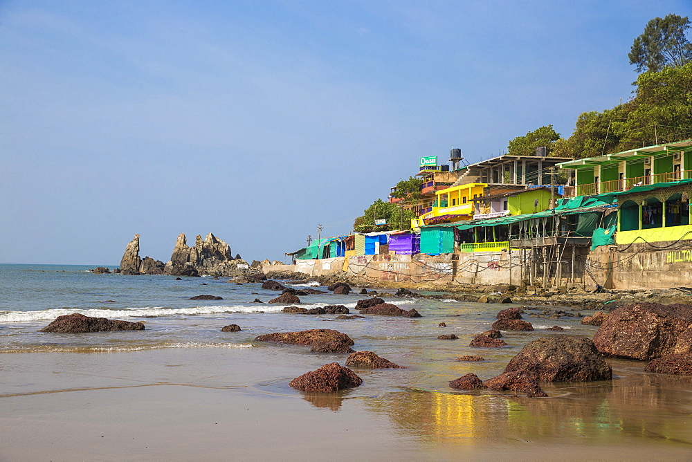 Arambol beach, Goa, India, Asia - 1104-1187
