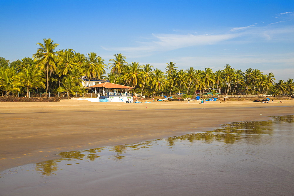 Bogmalo Beach, Goa, India, Asia