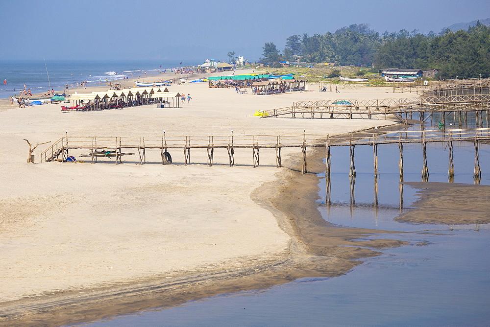 India, Goa, Mandem beach - 1104-1191