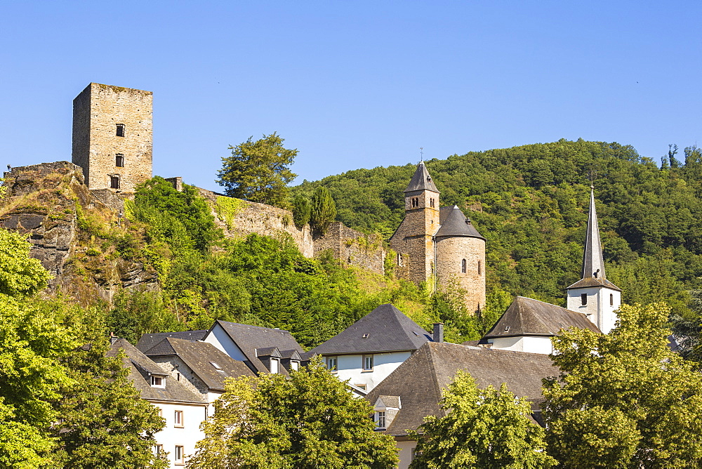 Esch-sur-Sure, Luxembourg, Europe