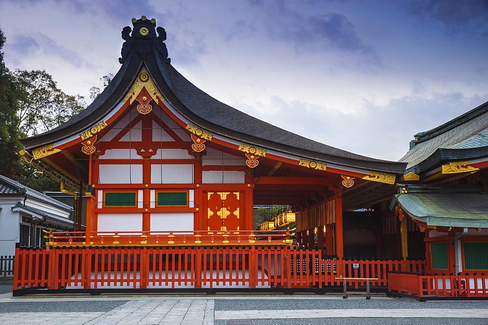 Japan, Kyoto, Fushimi Inari Shrine - 1104-1293