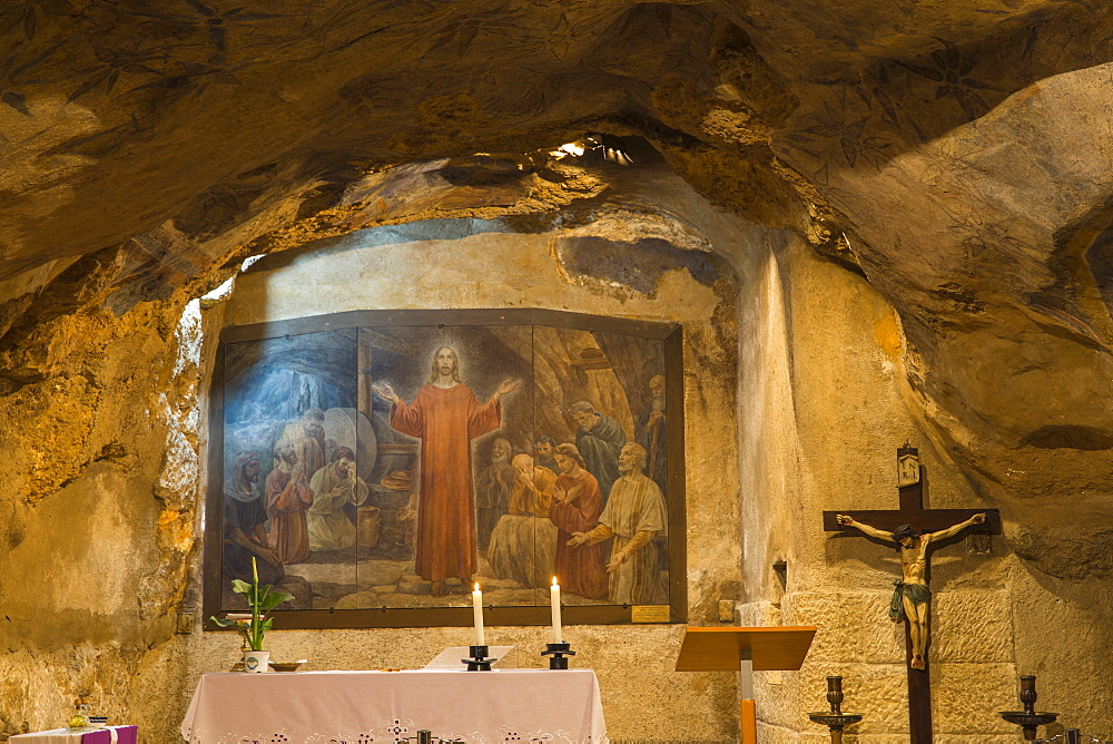 Church of the Assumption (Mary's Tomb), Jerusalem, Israel, Middle East