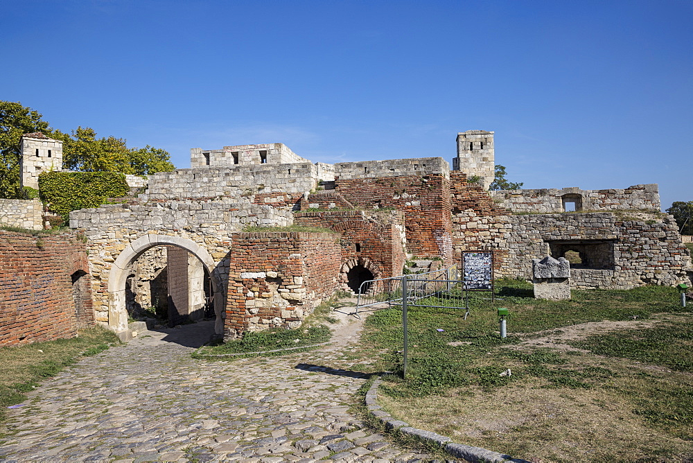 Belgrade Fortress, Kalemegdan Park, Belgrade, Serbia, Europe - 1104-1376
