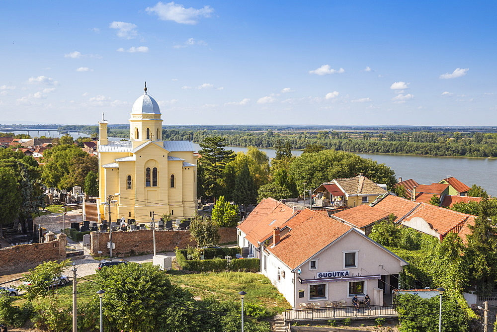 St. Demetrius church, Zemun, Belgrade, Serbia, Europe - 1104-1379