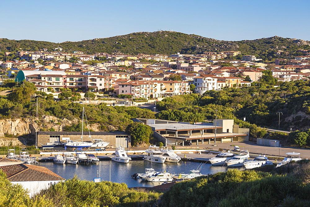 Porto Longonsardo, Longonsardo harbour, Santa Teresa Gallura, Sardinia, Italy, Mediterranean, Europe