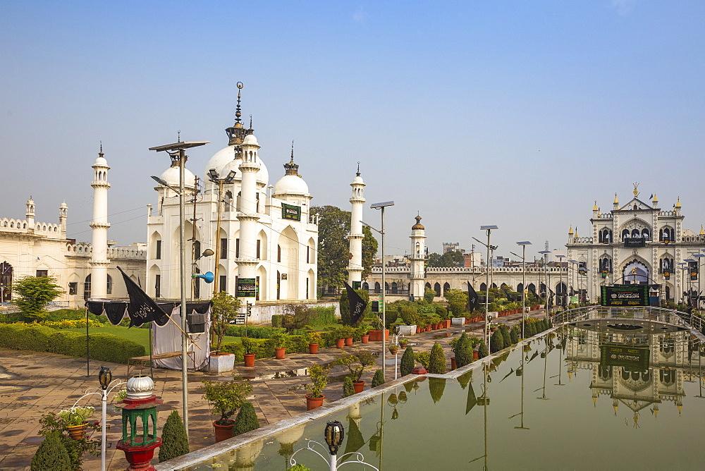 Chota Imambara, Lucknow, Uttar Pradesh, India, Asia