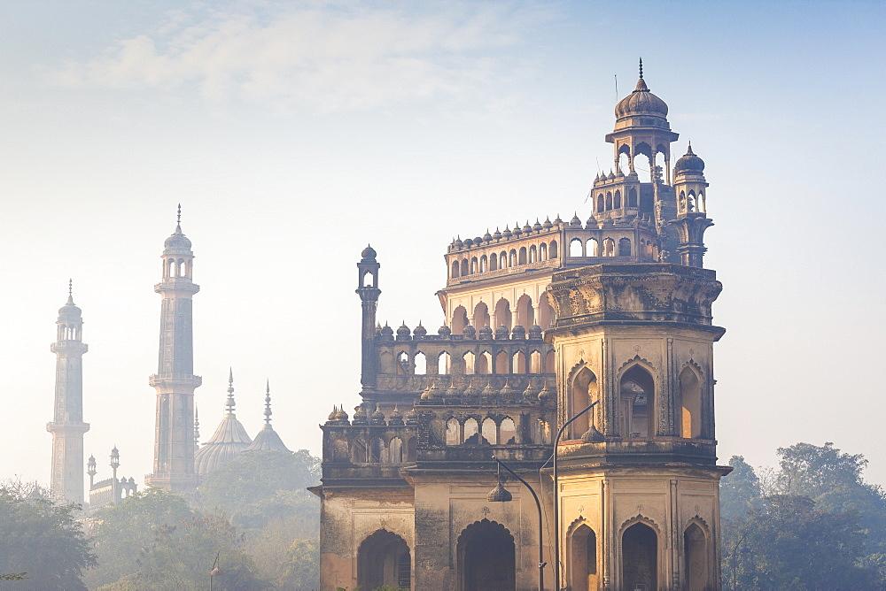 Rumi Darwaza, Lucknow, Uttar Pradesh, India, Asia