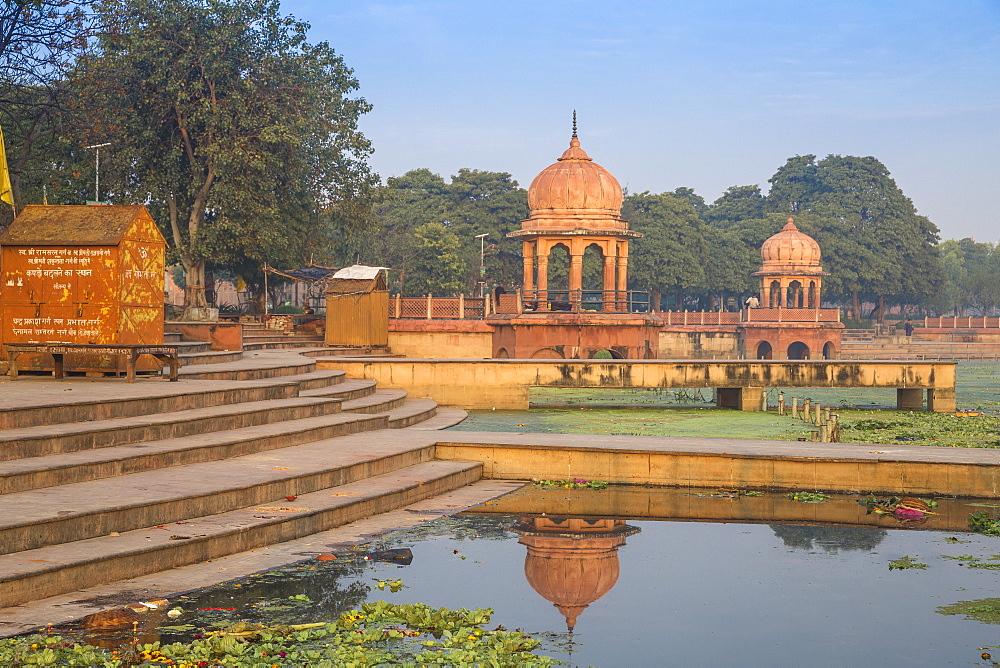 Kuria Ghat Park, Lucknow, Uttar Pradesh, India, Asia
