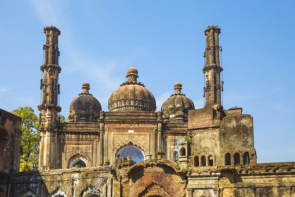 British Residency, Ancient Mosque, Lucknow, Uttar Pradesh, India, Asia