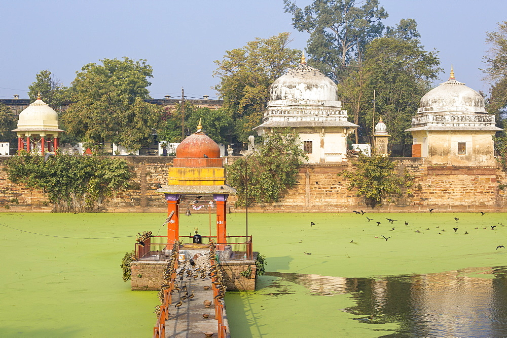 Suraj Kund, Gwalior Fort, Gwalior, Madhya Pradesh, India, Asia