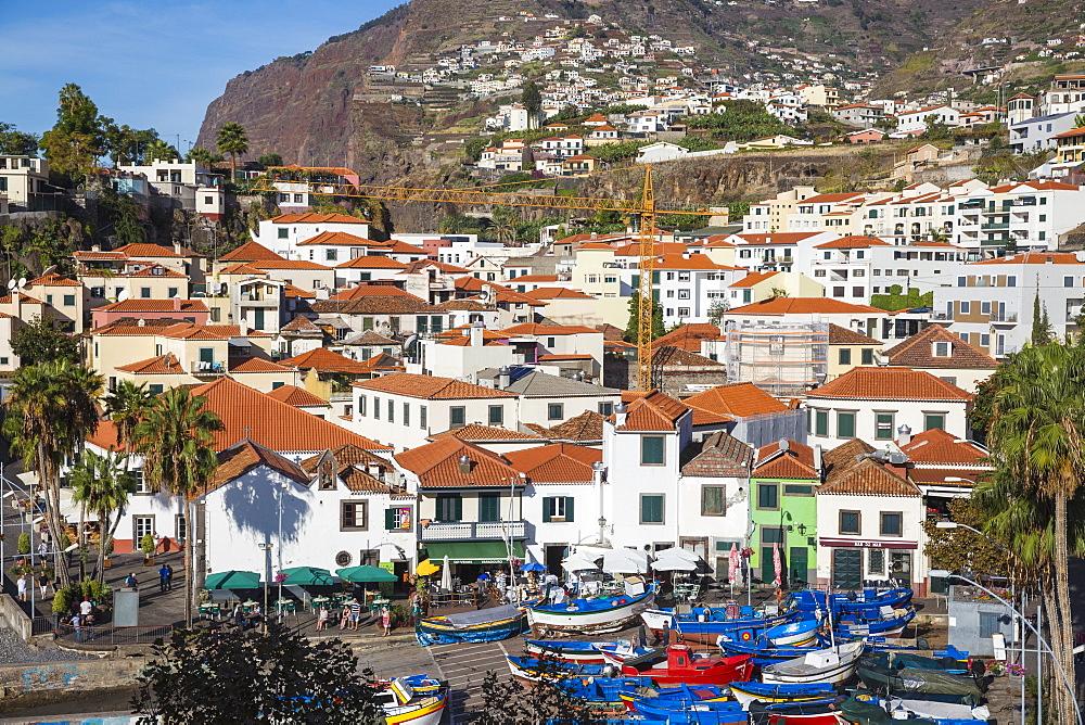 Camara de Lobos, Funchal, Madeira, Portugal, Atlantic, Europe