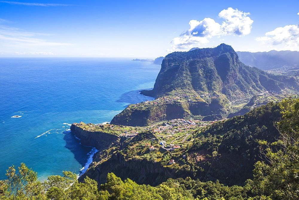 Miradouro do Curtado, Madeira, Portugal, Atlantic, Europe