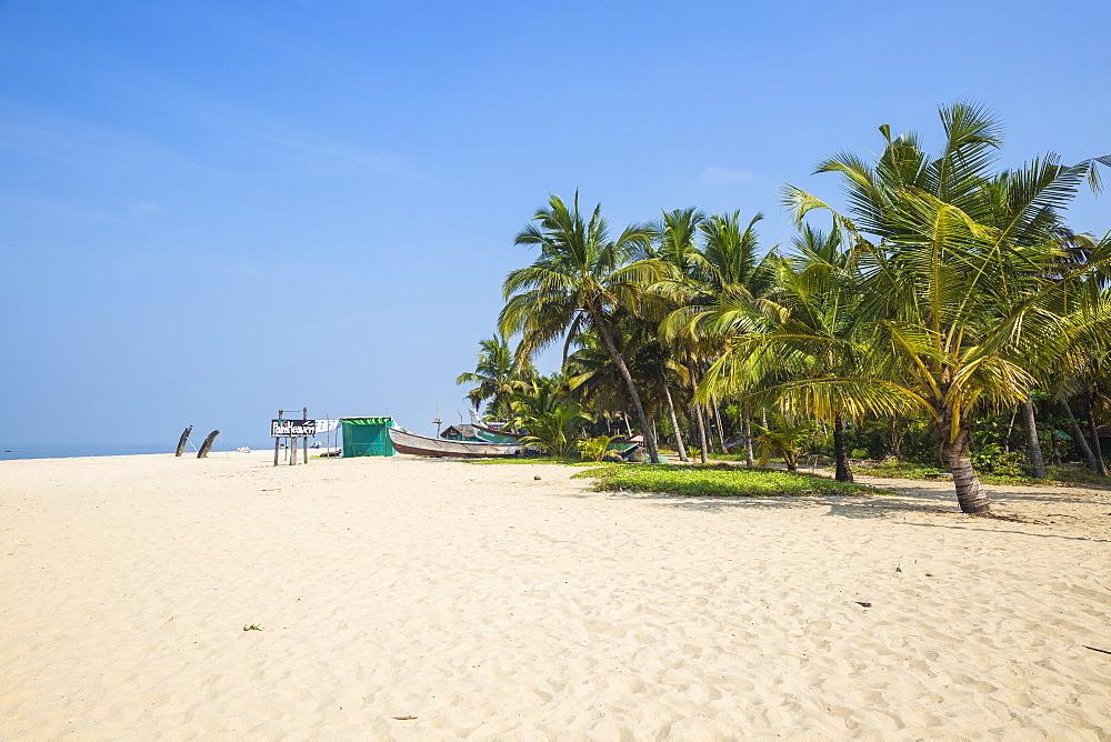 Marari Beach, Alleppey (Alappuzha), Kerala, India, Asia
