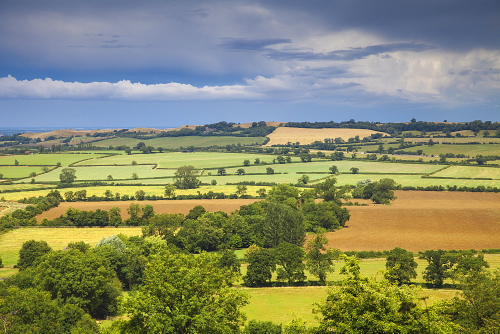 Countryside between Eggington and Toddinton, Bedfordshire, England, United Kingdom, Europe - 1104-1850