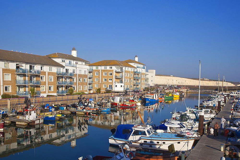 Brighton Marina, Brighton, Sussex, England, United Kingdom, Europe