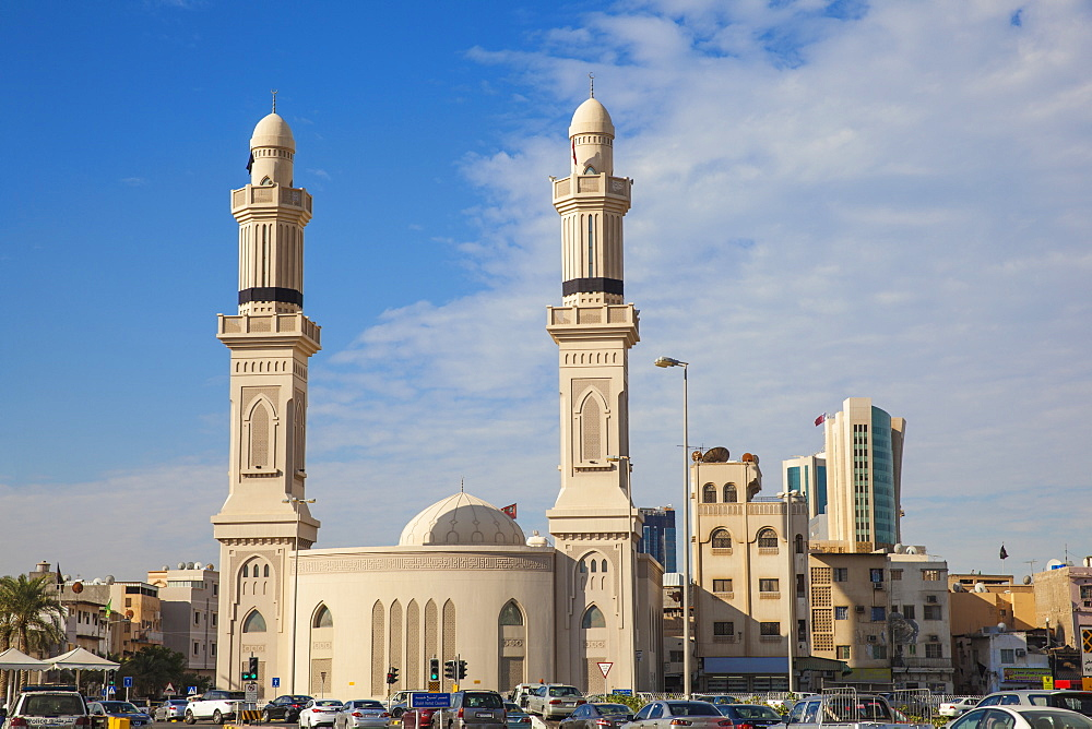 Ras Ruman Mosque, City Center, Manama, Bahrain, Middle East - 1104-1870