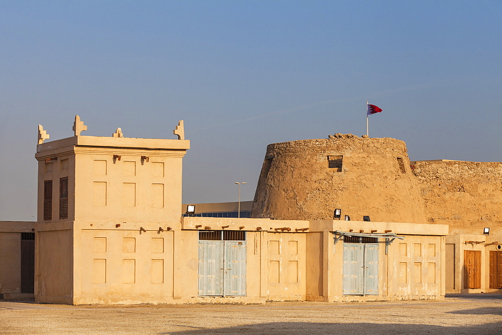 Arad Fort, Manama, Bahrain, Middle East - 1104-1873