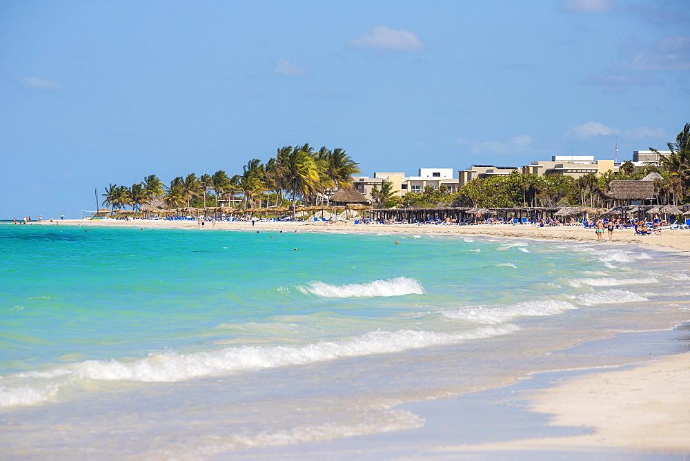 Las Coloradas Beach, Cayo Coco, Jardines del Rey, Ciego de Avila Province, Cuba, West Indies, Caribbean, Central America