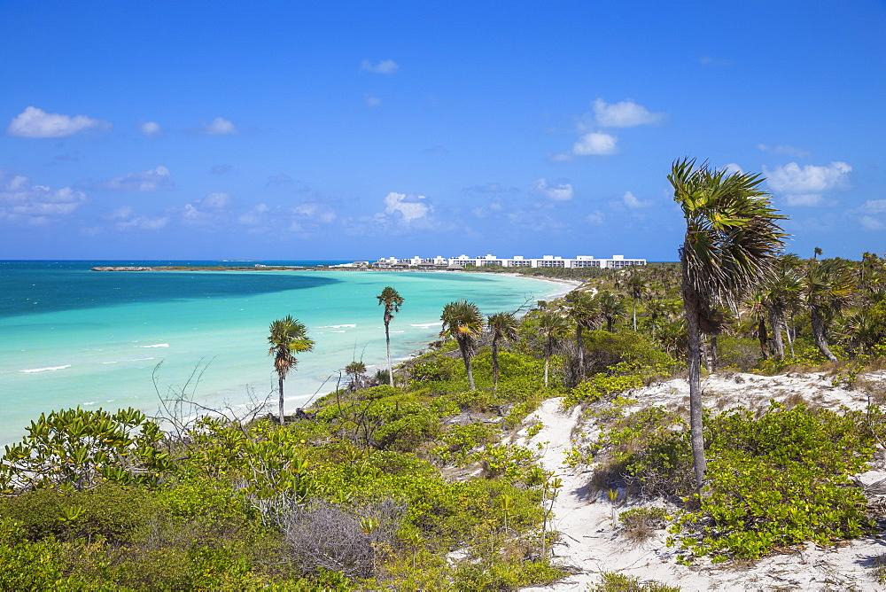 Playa Pilar, Cayo Guillermo, Jardines del Rey, Ciego de Avila Province, Cuba, West Indies, Caribbean, Central America