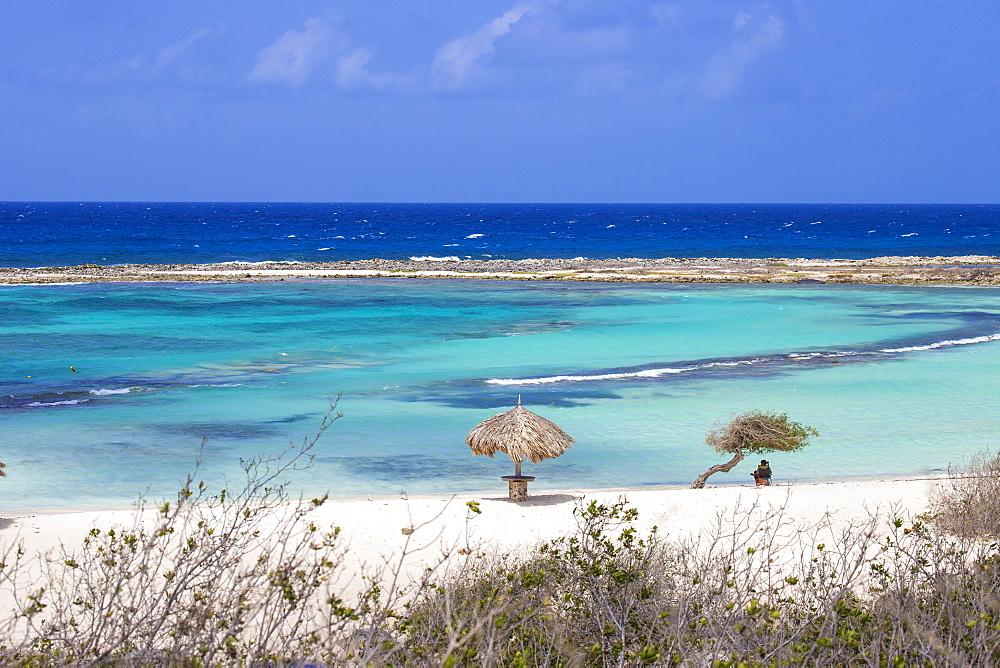 Baby Beach, San Nicolas, Aruba, Lesser Antilles, Netherlands Antilles, Caribbean, Central America