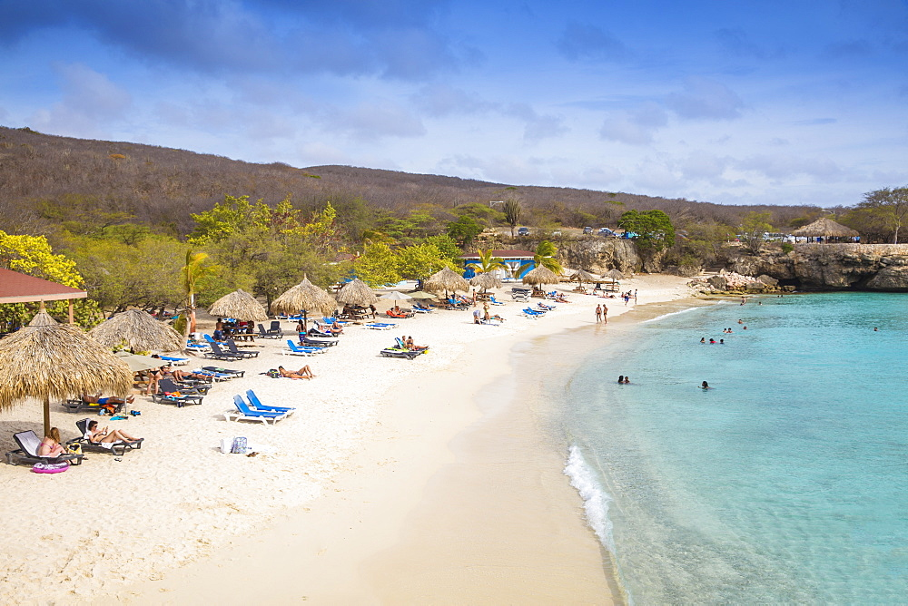 Knip Beach, Curacao, West Indies, Lesser Antilles, former Netherlands Antilles, Caribbean, Central America