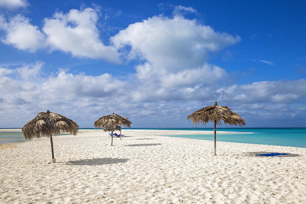 Cuba, Isla de la Juventud, Cayo Largo De Sur, Playa Paraiso