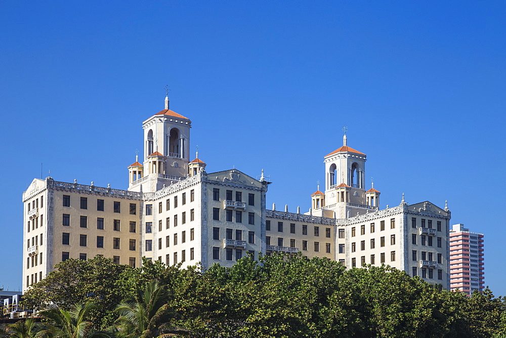 National Hotel, Havana, Cuba, West Indies, Caribbean, Central America