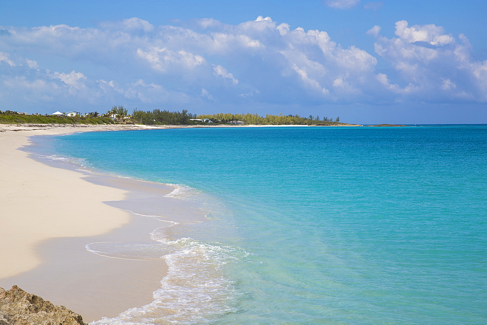 New Plymouth Beach, Green Turtle Cay, Abaco Islands, Bahamas, West Indies, Central America