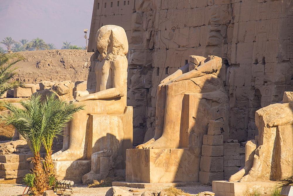 Egypt, Luxor, Karnak Temple - 1104-830