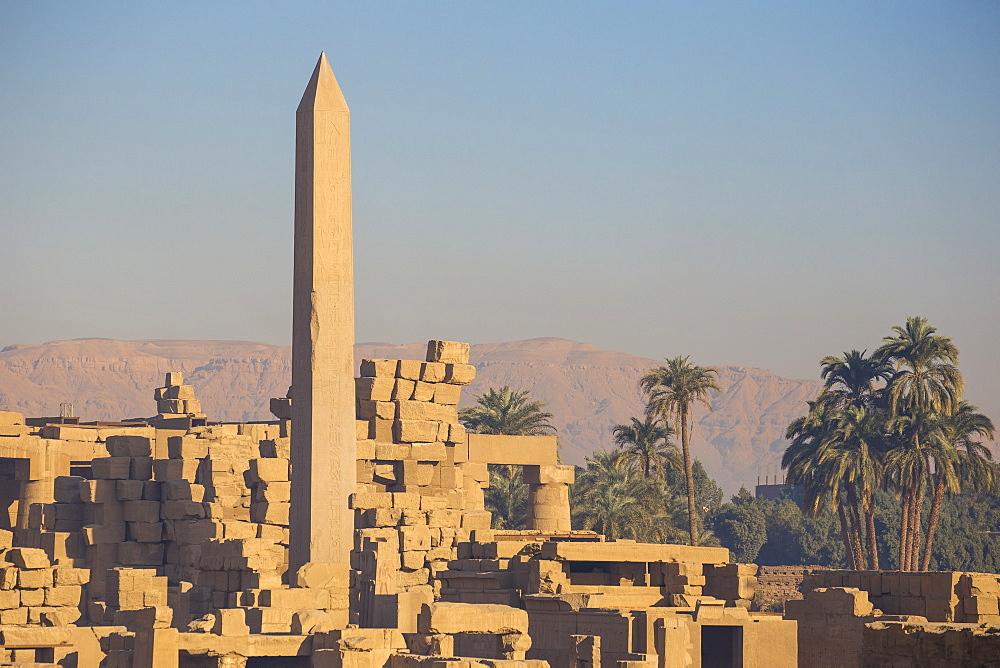 Egypt, Luxor, Karnak Temple - 1104-839