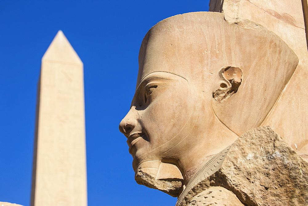 Egypt, Luxor, Karnak Temple - 1104-840