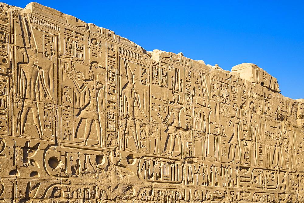 Egypt, Luxor, Karnak Temple - 1104-845