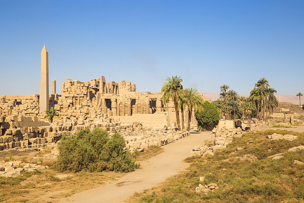 Egypt, Luxor, Karnak Temple - 1104-848
