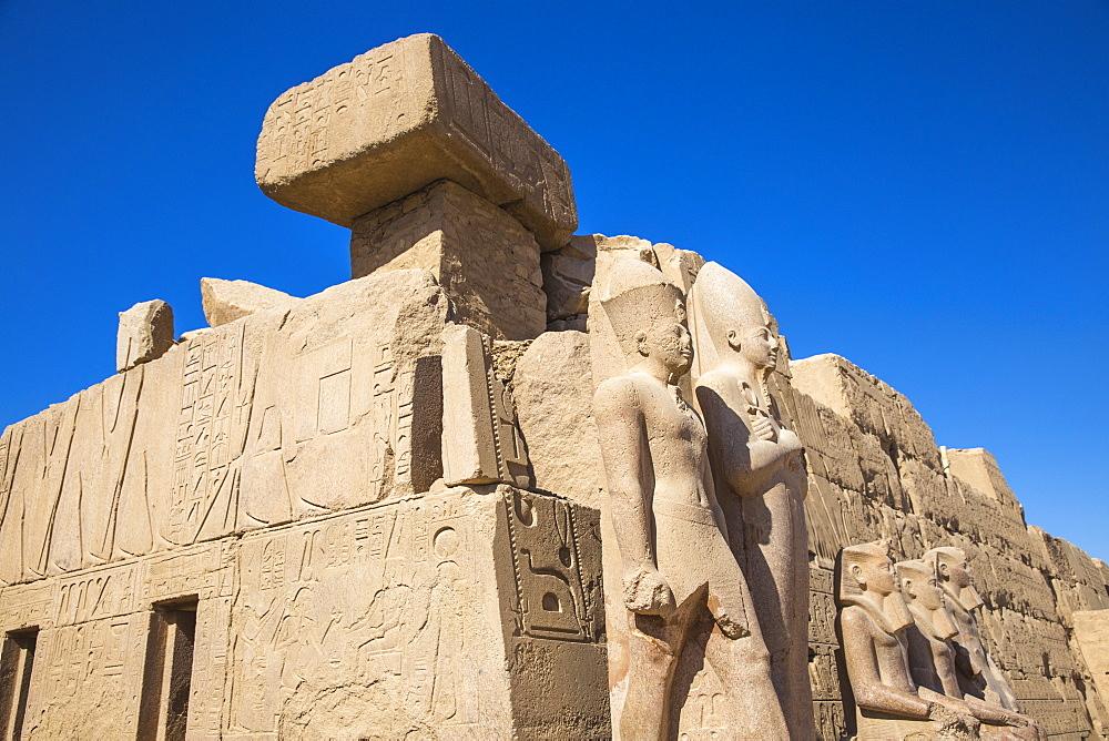 Egypt, Luxor, Karnak Temple - 1104-852