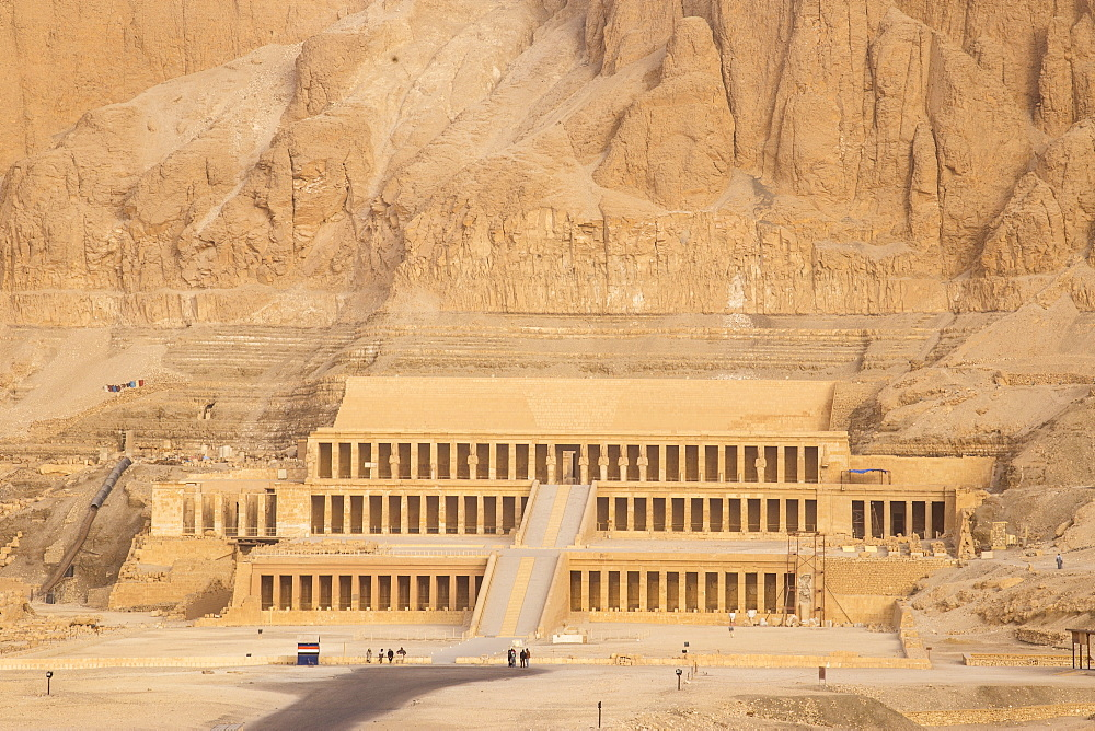 Temple of Hatshepsut, UNESCO World Heritage Site, West Bank, Luxor, Egypt, North Africa, Africa