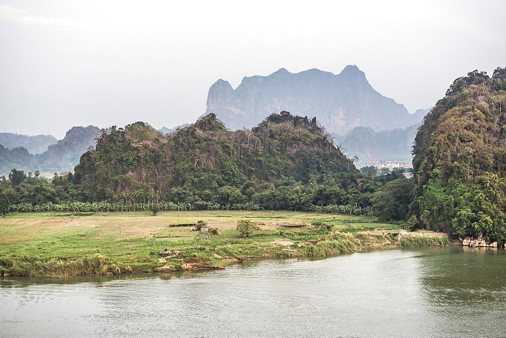 Mount Zwegabin, Hpa An, Kayin State (Karen State), Myanmar (Burma), Asia