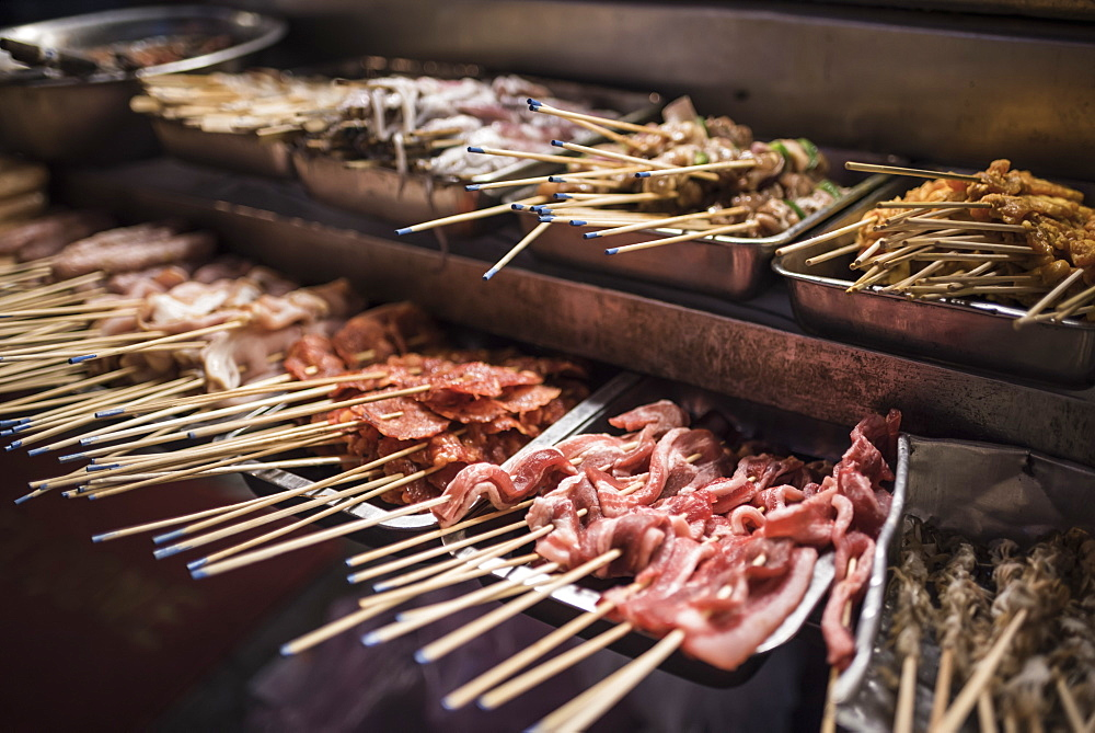 Stock photo of Street food in Malaysia