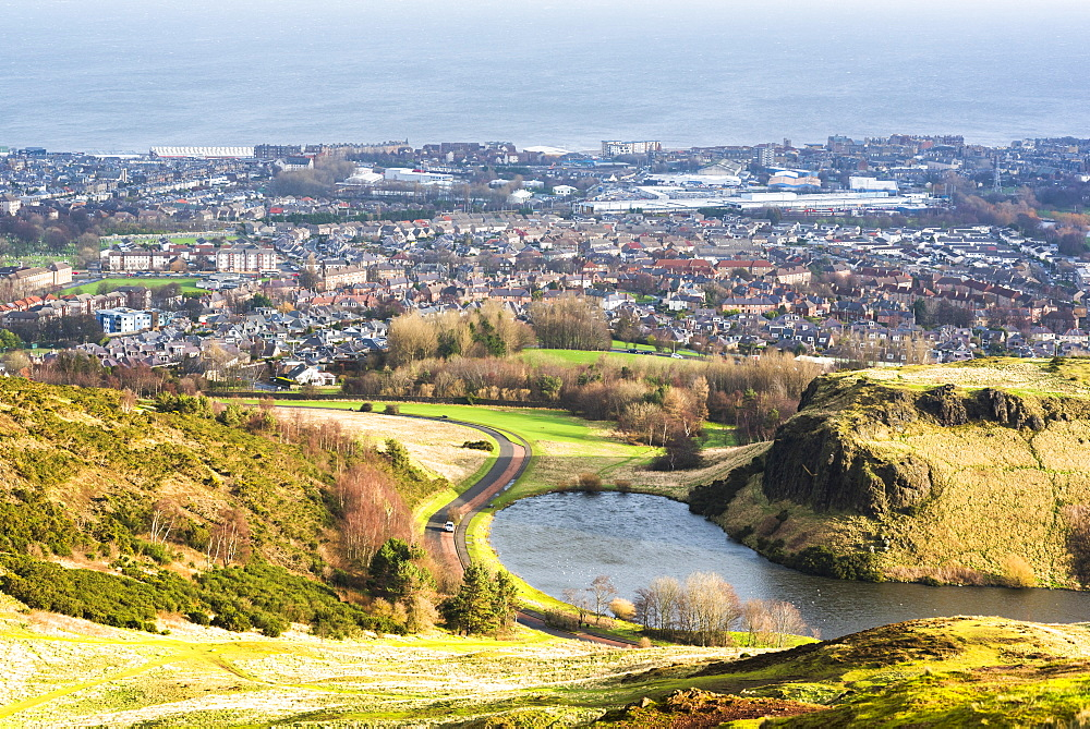 Arthur's Seat, Edinburgh, Scotland, United Kingdom, Europe - 1109-3073