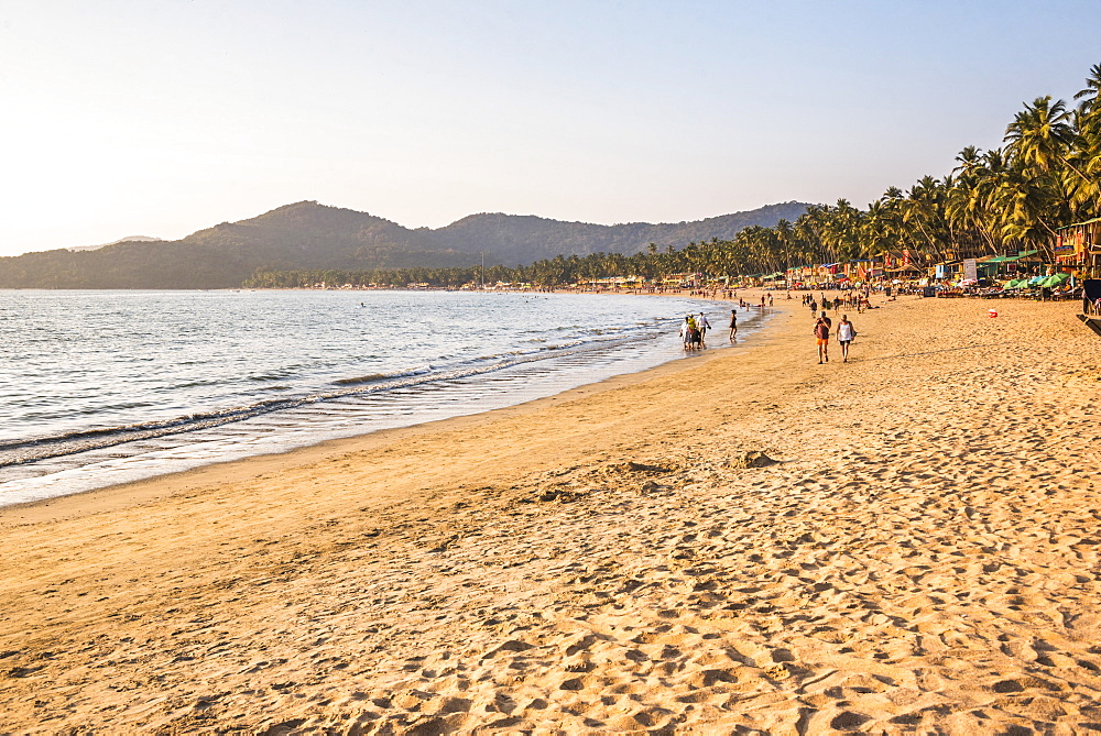 Palolem Beach, Goa, India, Asia - 1109-3148