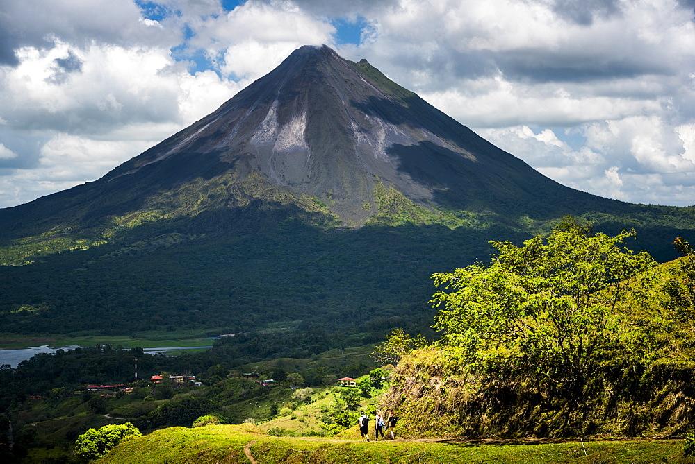 Arenal Volcano, Alajuela Province, Costa Rica, Central America