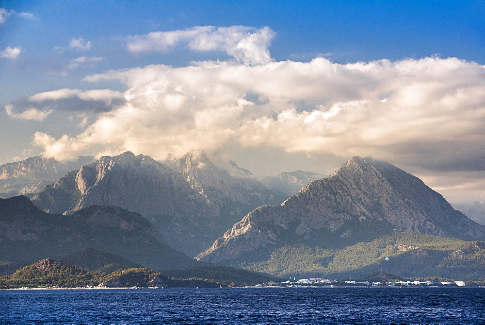 Tahtali, Taurus Mountains, Kemer, Antalya Province, Lycia, Anatolia, Mediterranean Sea, Turkey, Asia Minor, Eurasia - 1109-3450
